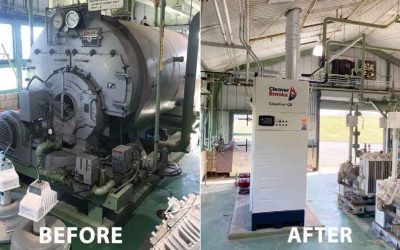 Project Highlight: Maximize Boiler Efficiency and Save Space