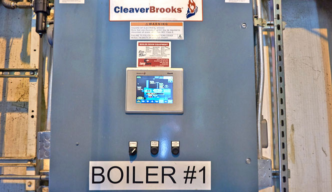 Cleaver-Brooks Controls