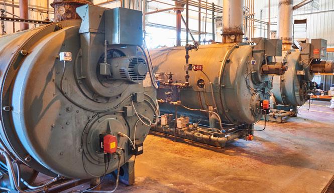 Boiler Control Retrofit