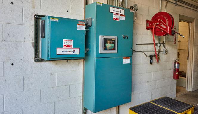 Boiler Controls Retrofit