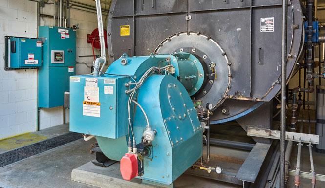 Boiler Burner Controls Retofit