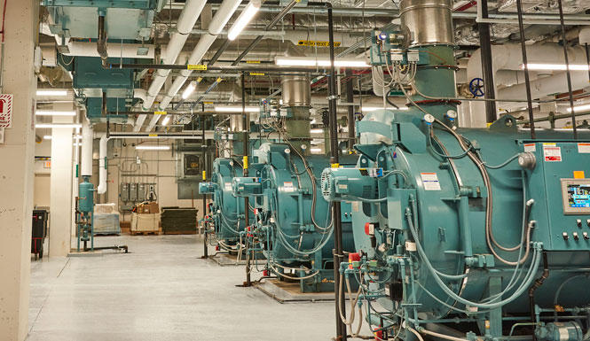 Firetube Boilers with Economizers