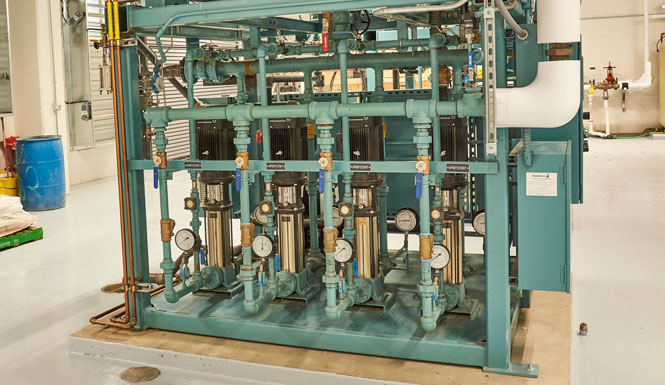 Boiler Pumps