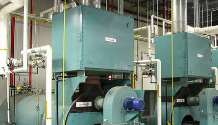 Sustainable Boiler Plant
