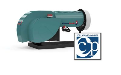 Cleaver-Brooks Low Emissions Burner is Awarded Product of the Year
