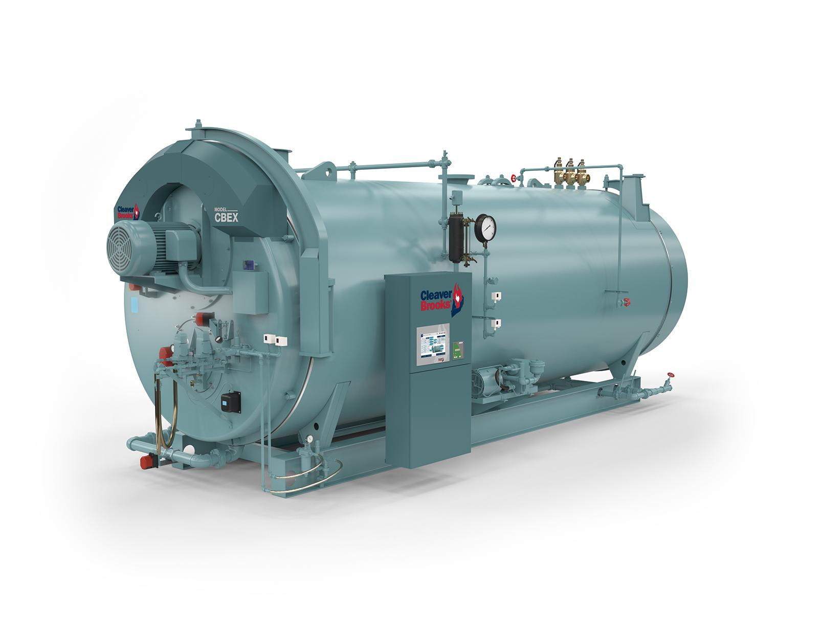 CBEX Firetube Boiler