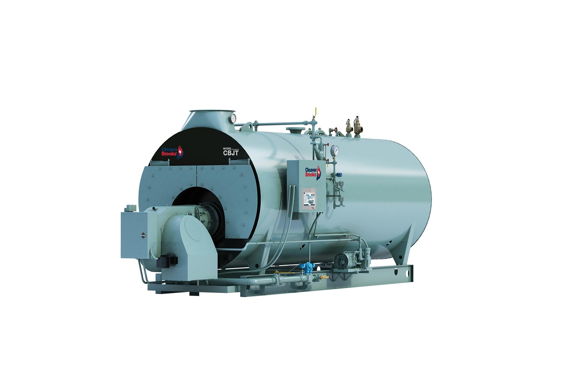 CBJT Firetube Boiler (Jet Burner)