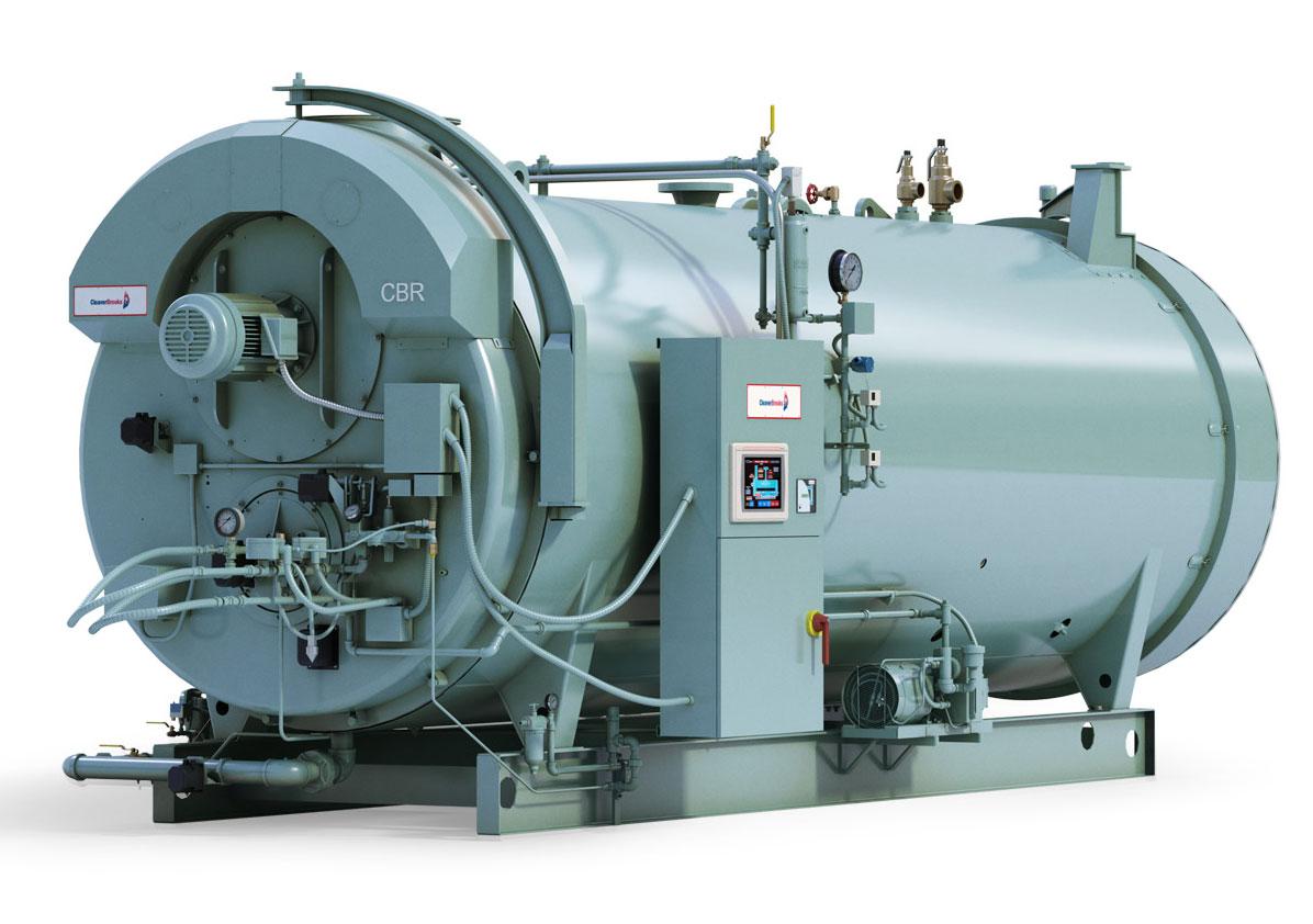 CBR Firetube Boiler