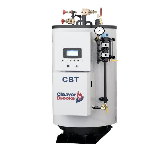 Tubeless boiler