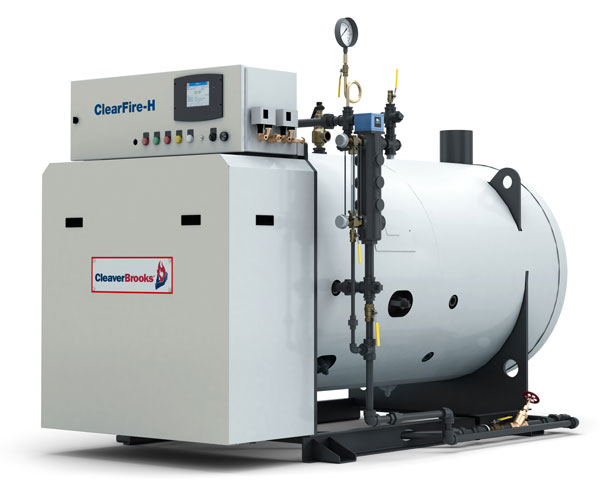 Commercial steam boilers