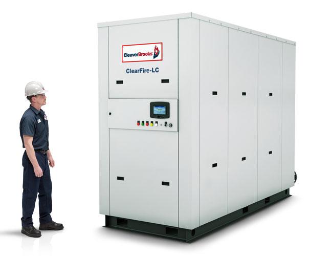high efficiency hydronic boiler