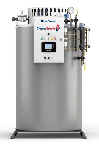 steam vertical boiler