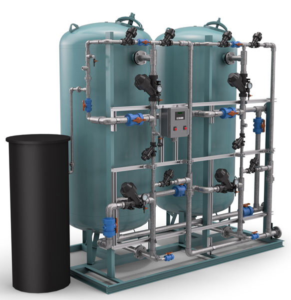Water Treatment | Your Northern Ohio's premier supplier of boiler and burner systems.