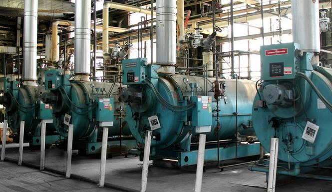 Energy Control Installation