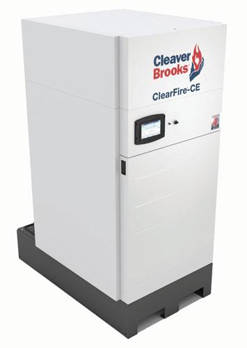 ClearFire Boiler