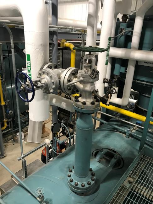 Cold Boiler Start