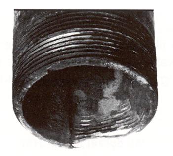 Tube Corrosion