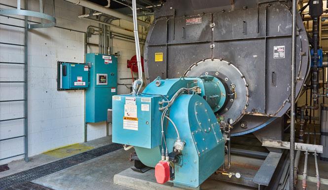 Energy Control Burner Retrofit