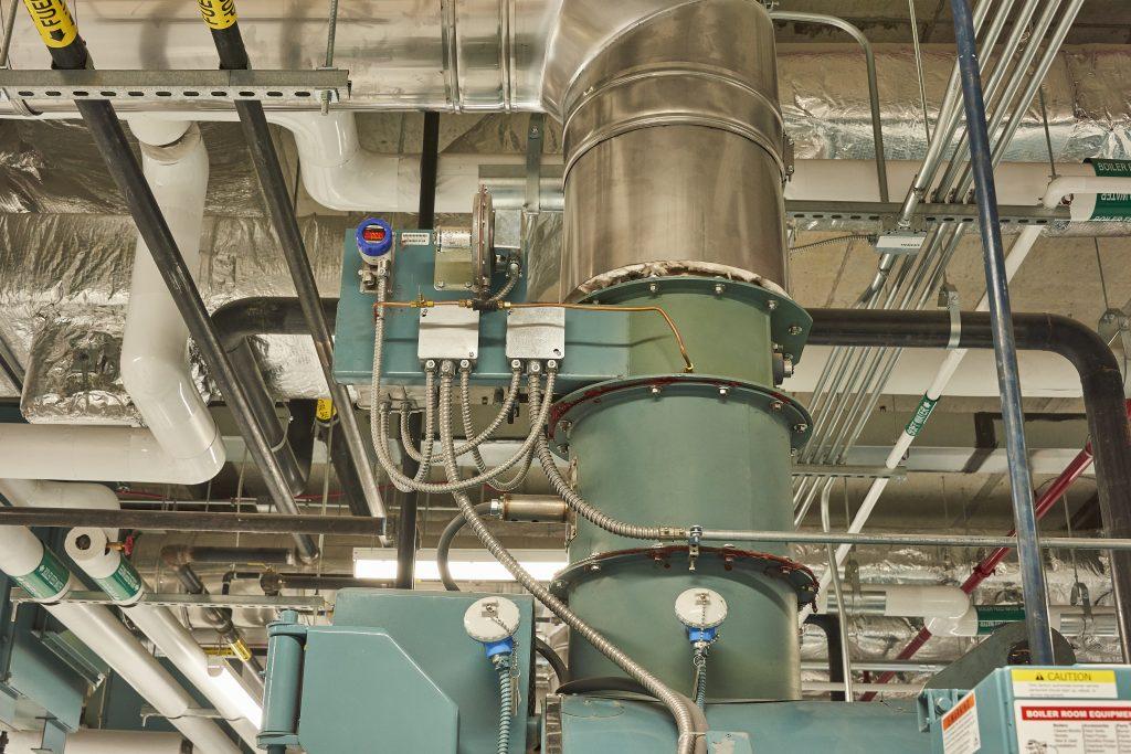 Oxygen Trim Boiler Update