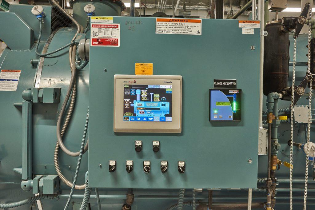 Boiler Control System Boiler Update