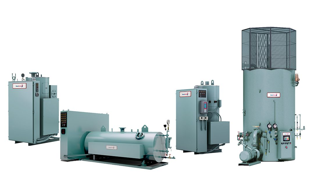 Emission Free Electric Boilers
