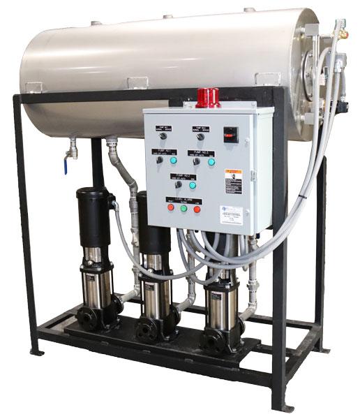 Fabtek Boiler Feed System