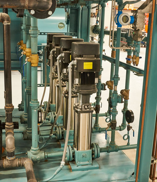 Boiler Feed Systems | Your Northern Ohio's premier supplier of boiler and burner systems.