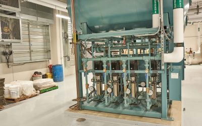 Increasing Efficiency and Sustainability with VFD