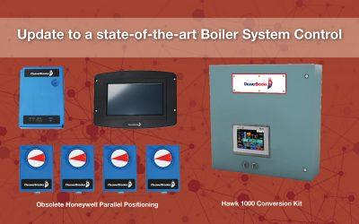 Obsolete Honeywell Control Opens Retrofit Opportunities