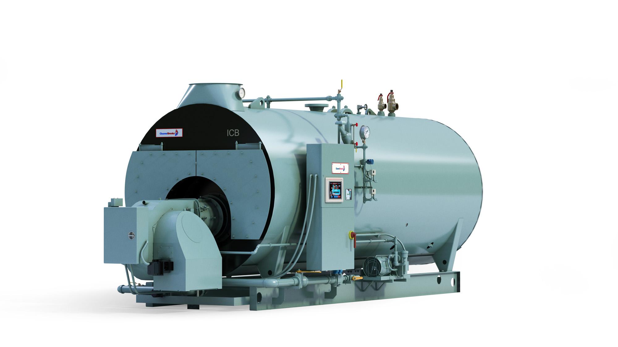 ICB Firetube Boiler