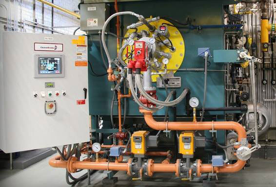 Industrial Boiler Controls