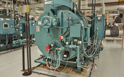Lowering Energy Costs through Optimum Combustion Control